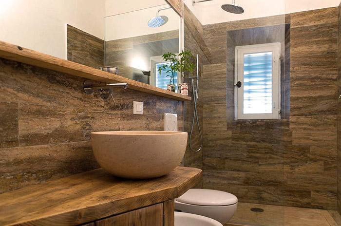 Arredo bagno in pietra - ridai personalità al tuo bagno